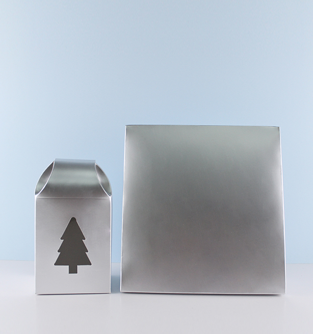 Metalised Packaging Design