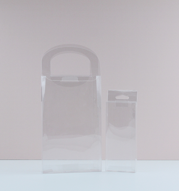 Clear Case Packaging Design